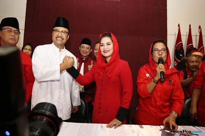 Tiba di Surabaya, Puti Ingin Teruskan Perjuangan Bung Karno