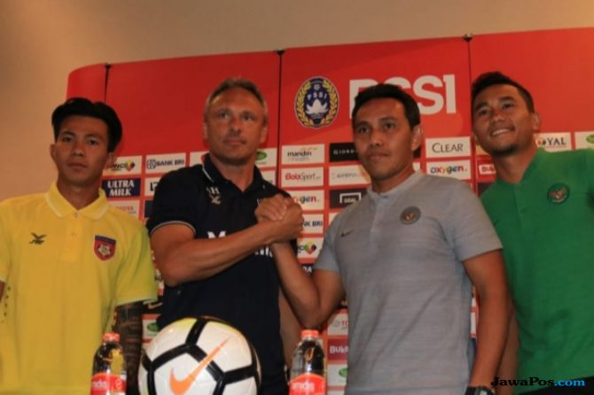 PSSI, Timnas Indonesia, Timnas Myanmar, Indonesia vs Myanmar