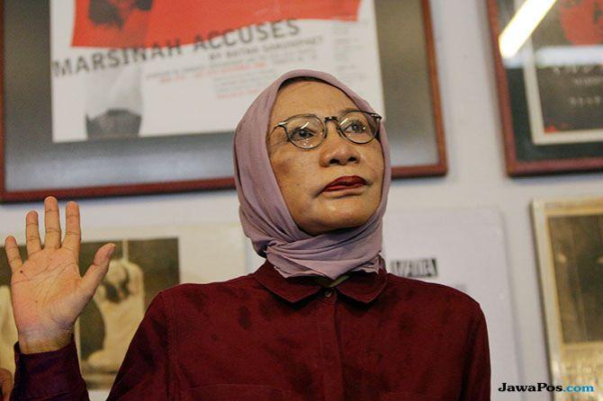 Tim Jokowi-Ma'ruf Melihat Kasus Hoax Ratna Sarumpaet dari Sisi Politik