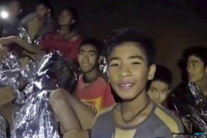 Tim Sepak Bola Muda yang Terjebak di Gua Butuh Pemulihan dari Trauma