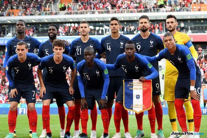 Timnas Prancis Diramal Juara, Tapi  JawaPos.com  Selalu Ada yang Baru