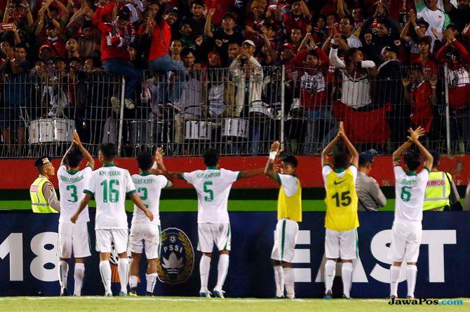 Timnas U-16 Indonesia, Timnas U-16, Piala AFF U-16 2018, Gempa Lombok