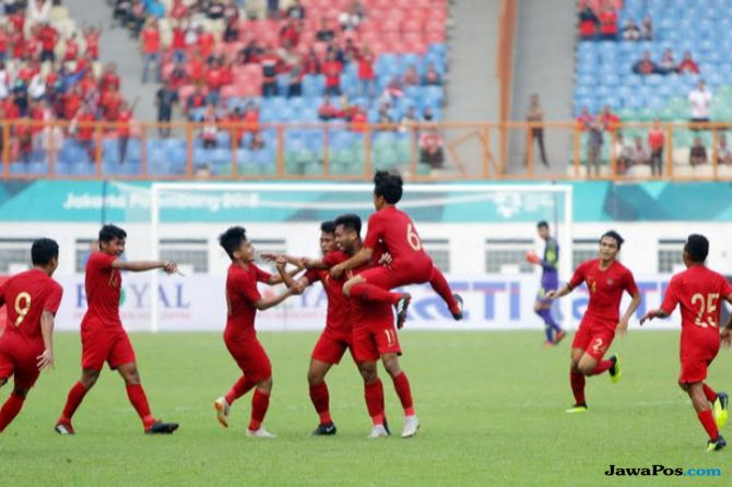 Timnas U-19 Indonesia, Timnas U-19 Arab Saudi, Indra Sjafri, Timnas u-19