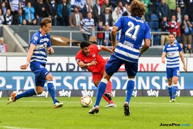Timnas U-20 Bakal Berkompetisi di Liga Jerman