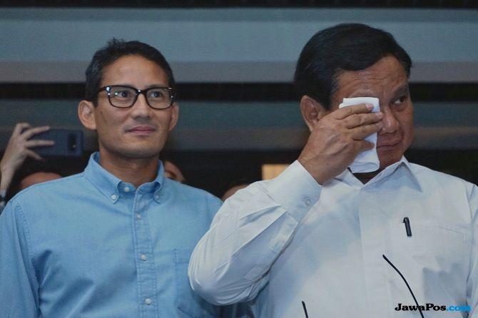 Timses: Kenapa Sih Prabowo-Sandi Menabrak Hukum, Nggak Ngerti Aturan?