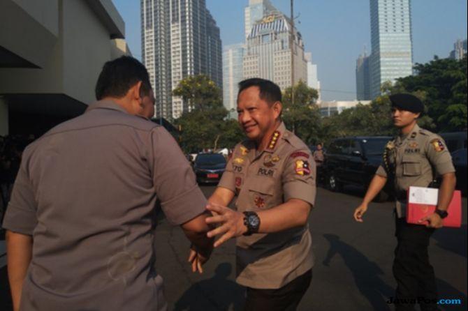 Tindak Tegas Pelaku Street Crime, Tito: Melawan, Selesaikan Saja!