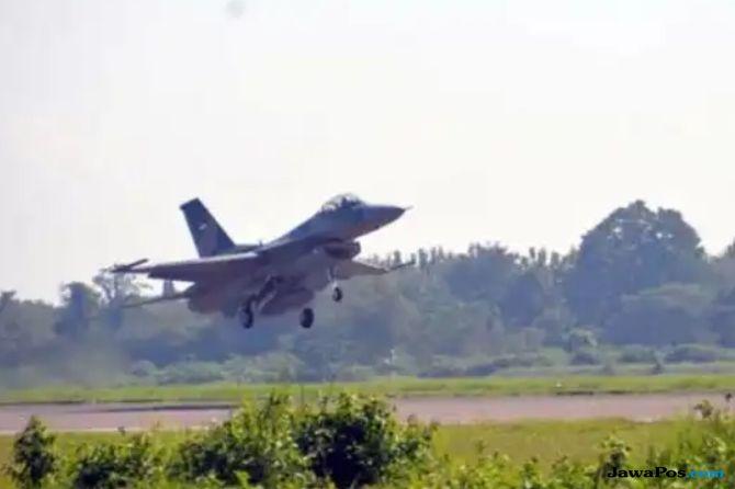 TNI AU Bantah Wilayah Natuna Disusupi Pesawat Tempur Asing