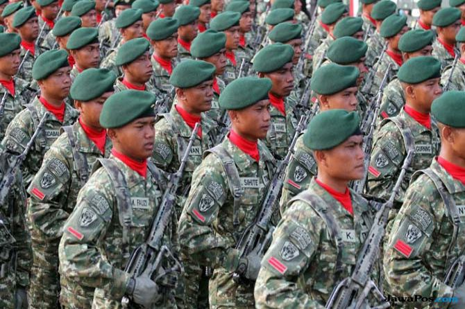 TNI Bakal Sikat OPM yang Peringati Proklamasi 1 Juli