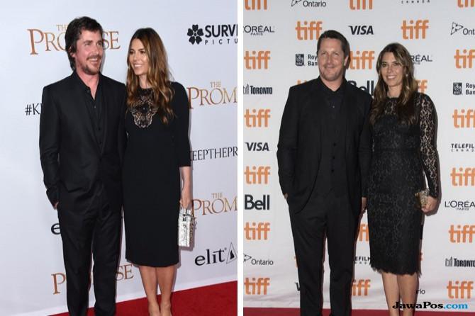 Total! Christian Bale Menggendut demi Dick Cheney