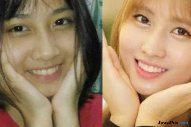 Trainee JKT48 Ini Disebut Mirip Momo TWICE