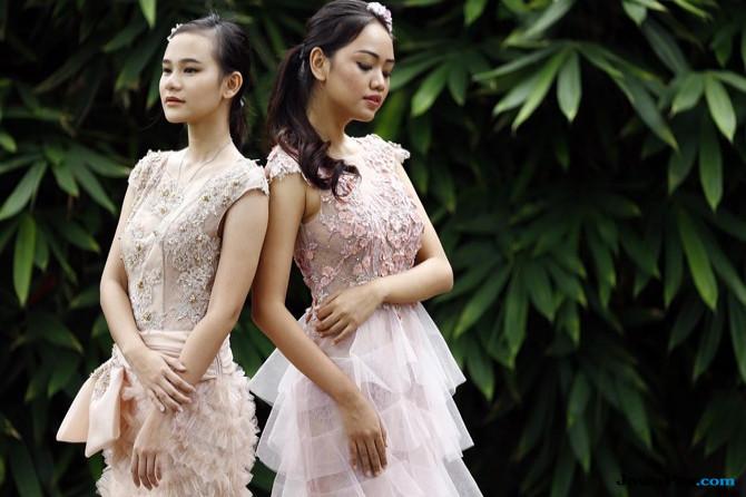Tropical Paradise untuk Indonesia Fashion Week