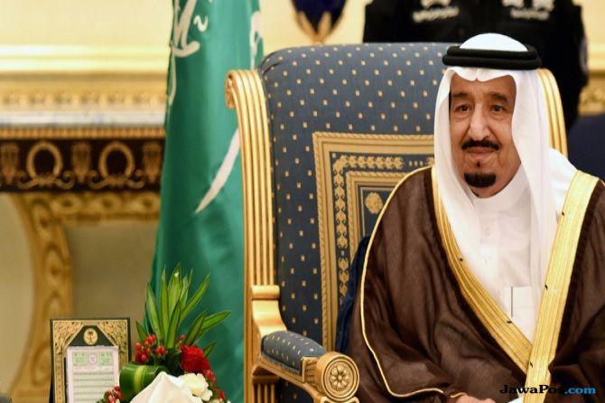 Trump Sebut Raja Salman Setuju Tingkatkan Produksi Minyak Untuknya