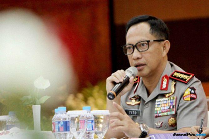 Tudingan Tito Terima Suap, Kubu Jokowi Sebut IndonesiaLeaks Anonim