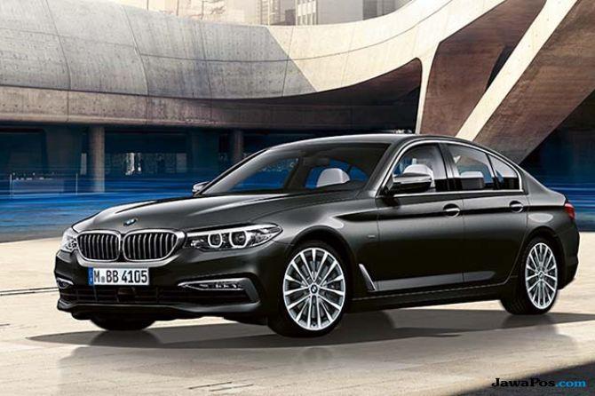 Tukar Kendaraan Lawas Anda Dengan BMW Terbaru