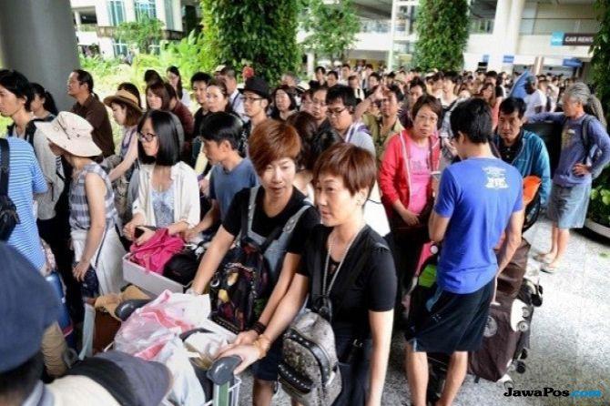 Turis Tiongkok Masih Jadi 'Pelanggan' Favorit Pariwisata Indonesia