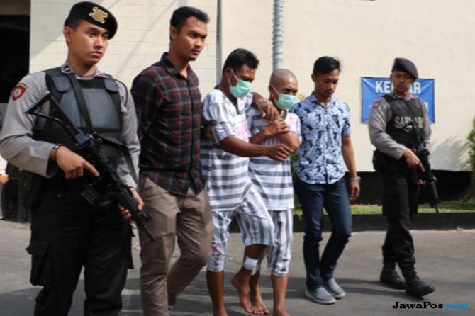 Tusuk Korban Berkali-kali, Perampok Sadis Ditembak Polisi