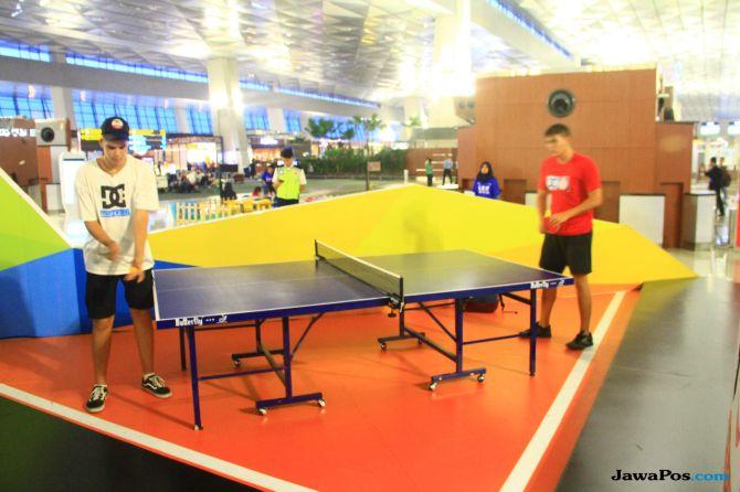 Tutup Posko Asian Games, AP II Catat Lonjakan Penumpang di Bandara