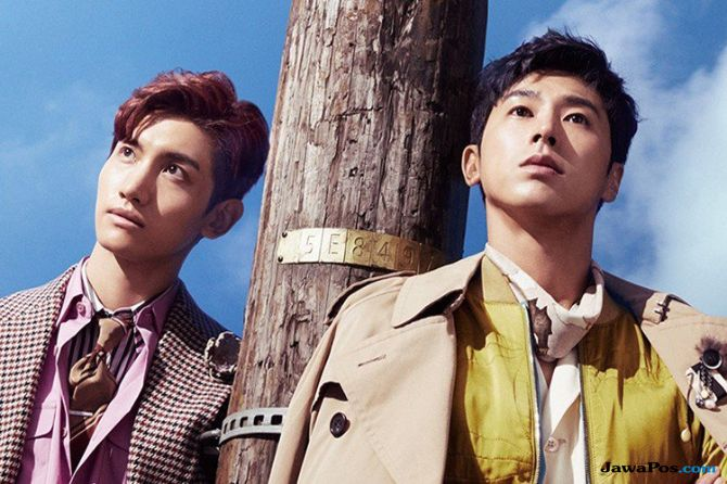 TVXQ Tempati Posisi Nomor 1 di Oricon, Jepang Hingga Tujuh Kali