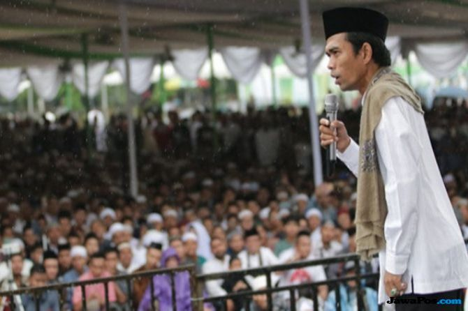 UAS Diintimidasi, Polri Janji Tangani Kasusnya Secara Profesional