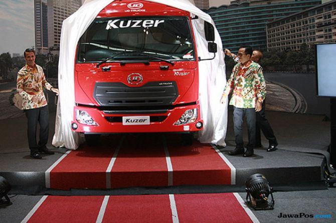 UD Truck Optimistis Mendominasi Pangsa Pasar Truk di Sumatera Selatan