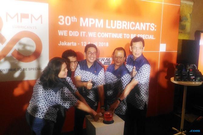 Ulang Tahun ke-30, MPM Lubricants Fokus Tingkatkan Layanan dan Ekspor