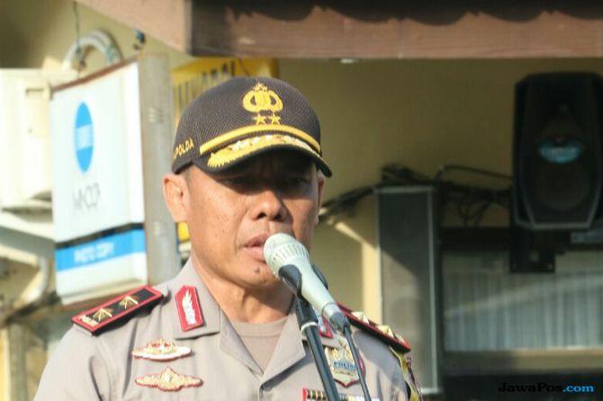 Ungkap Sopir Taksi Online Hilang, Kapolda Ganti Kasubdit Jatanras