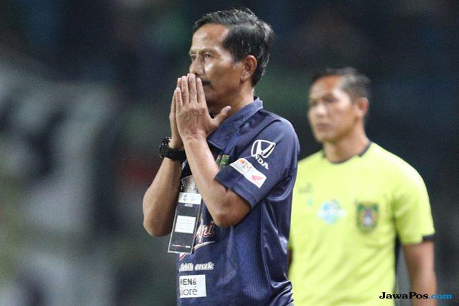 Persebaya Surabaya, Liga 1 2018, Djadjang Nurdjaman, Djanur