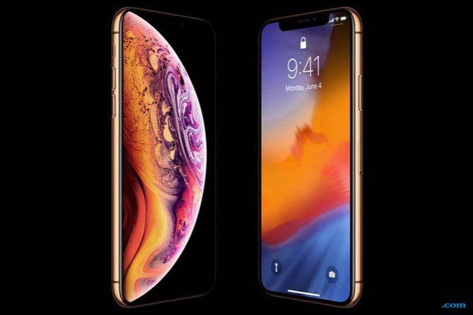 iPhone XS, iPhone XS Lawan iPhone X, iPhone XS Daya Baterai