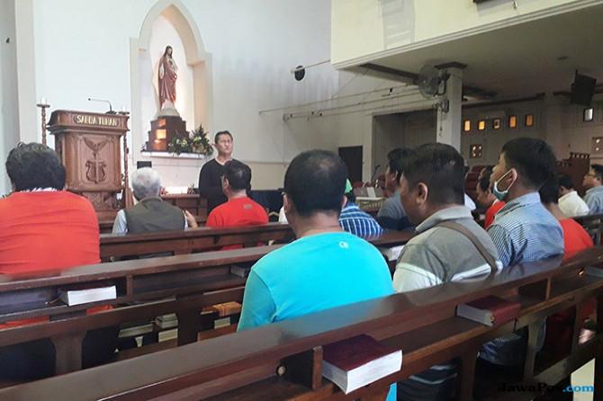 Gereja Santa Maria Tak Bercela