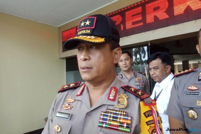 Usai Viral Kantor Polisi Indonesia-Tiongkok, Kapolres Ketapang Dicopot