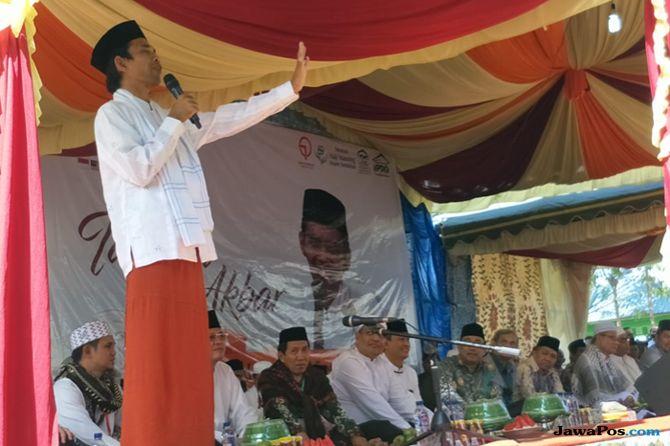 Ustad Abdul Somad, Abdul Somad Batulicin, Abdul Somad Tausiah