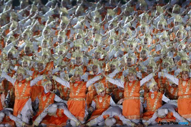 Usut Honor Penari Asian Games, Disdik DKI Minta Bukti Pengeluaran