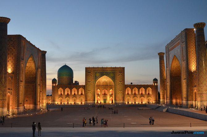 Uzbekistan, Uzbekistan  mulai terbuka,