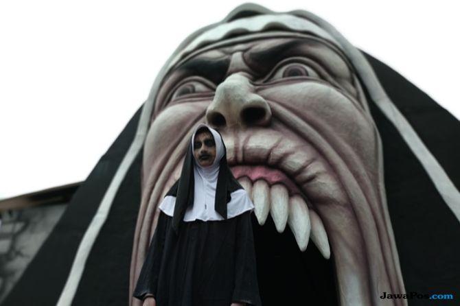 Valak Hantui Kota Medan Hingga Penghujung Tahun
