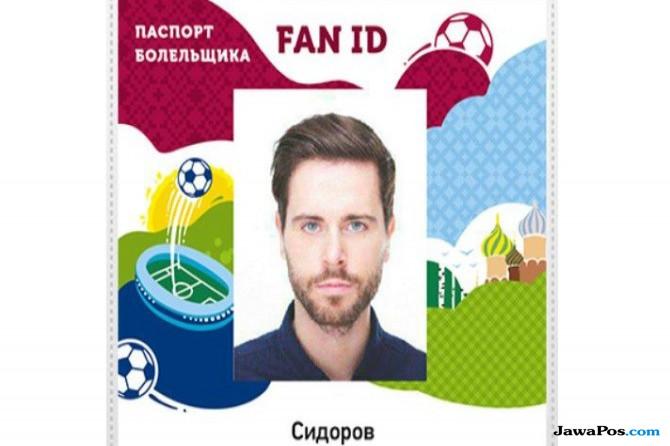 Wah, Penggemar Sepakbola tak Perlu Visa Buat Nonton Piala Dunia 2018