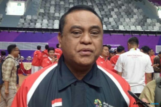 Asia Games 2018, sepak bola, Syafruddin