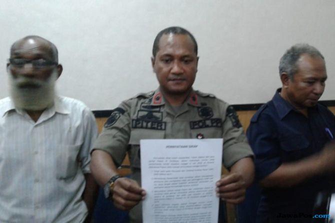 Warga Papua di Surabaya Minta Polisi Menindak Provokator Penebar Isu