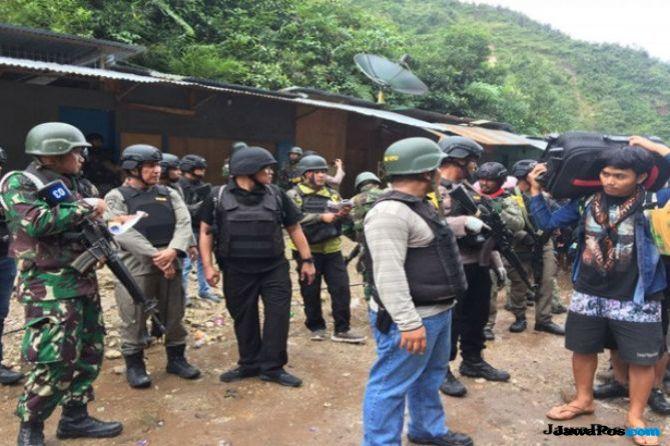 Warga Polandia Diduga Jadi Broker Senjata Bagi Kelompok Kriminal Papua
