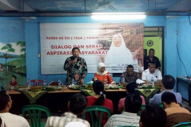 Warga Rusunawa Penjaringan Minta Dewan Perjuangkan Relokasi Sementara