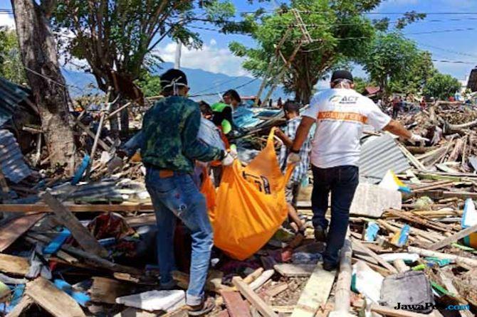 Korbam Gempa Sulteng