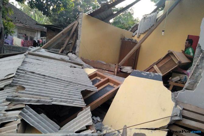 Waspada! Sepekan ke Depan Lombok Terus Diguncang Gempa