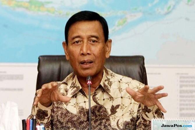 Wiranto Jadi Korban Hoax Soal Narkoba untuk Pendanaan Teroris
