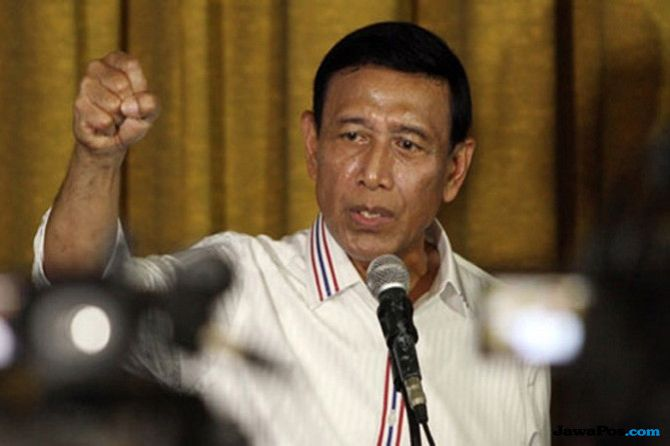 Wiranto Minta SARA Tak Jadi Senjata Kampanye