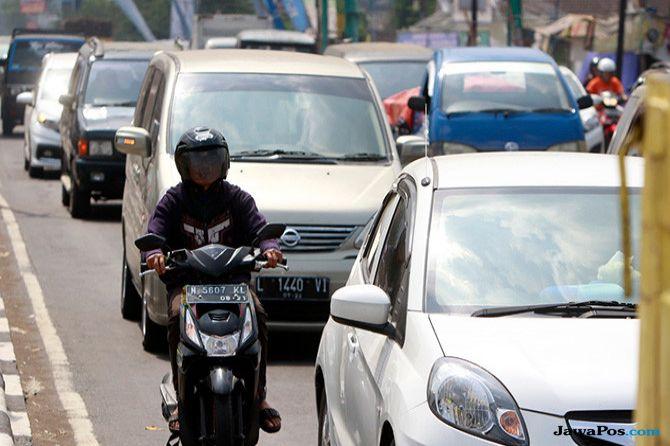 Kemacetan di Malang