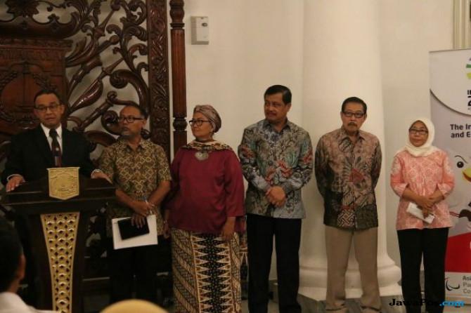 Wow, Anies Gaji Mantan Pimpinan KPK Sebesar Rp 41 Juta Per Bulan