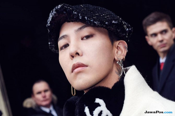 K-Pop G-Dragon