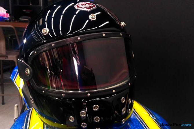 Wow, Helm Half Face Ini Seharga 1 Unit Motor NMax