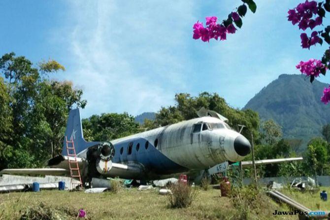 Pesawat Bekas