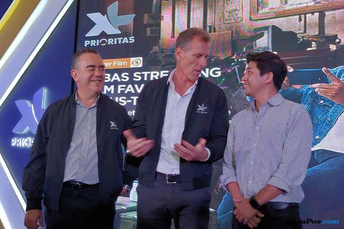 XL Axiata, Rashad Javier Sanchez, Prio Apps Booster