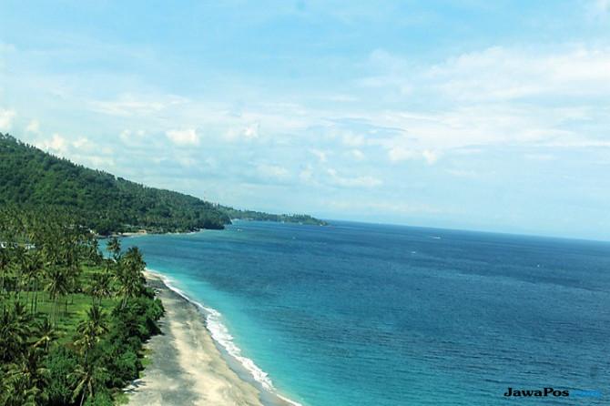 Ya Lebaran, Ya Liburan di Lombok